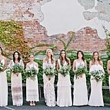 Uniform Bridal Party