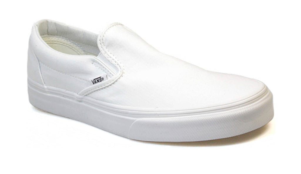 vans slip on canvas