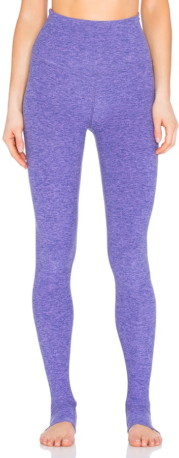 Beyond Yoga Spacedye High-Waist Stirrup Legging