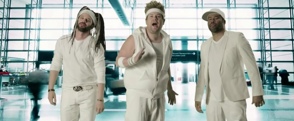 James Corden, Jordan Peele, and Nick Kroll's Hardcore Boy Band Is Borderline Disturbing