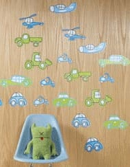 Bedroom Wall Decals for Boys