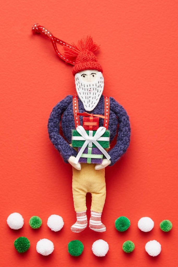 Anthropologie Just Dropped Over 150 Holiday Decorations, and They're Merry and Stylish!