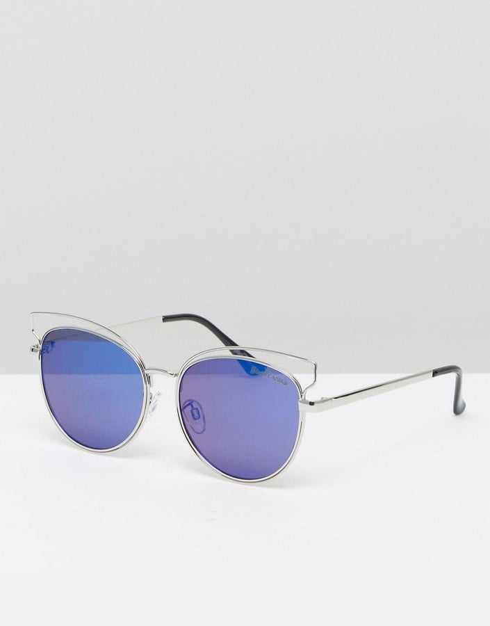 Wire Frame Cat Eye Glasses : Asos Cat Eye Sunglasses POPSUGAR Fashion