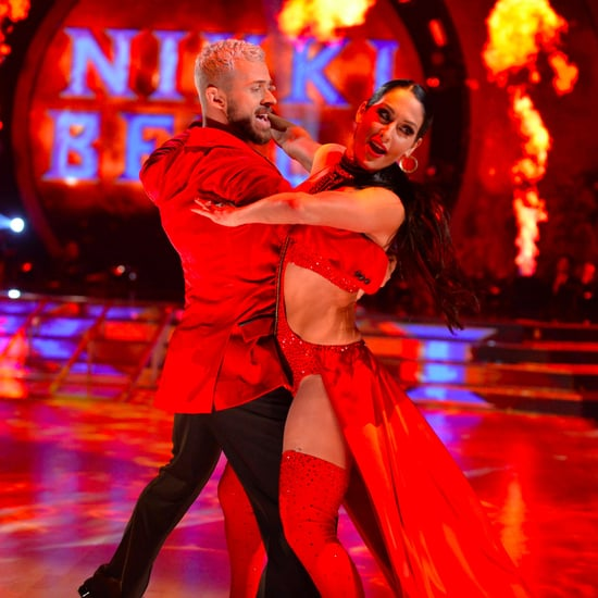 Nikki Bella Dancing to Pink on Dancing With the Stars