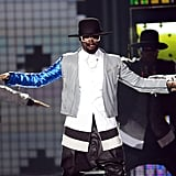 "will.i.am performed ""#thatPOWER"" with Justin Bieber at the Billboard Music Awards."