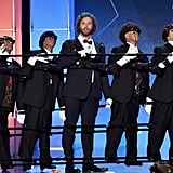 T.J. Miller Was The Host With the Most