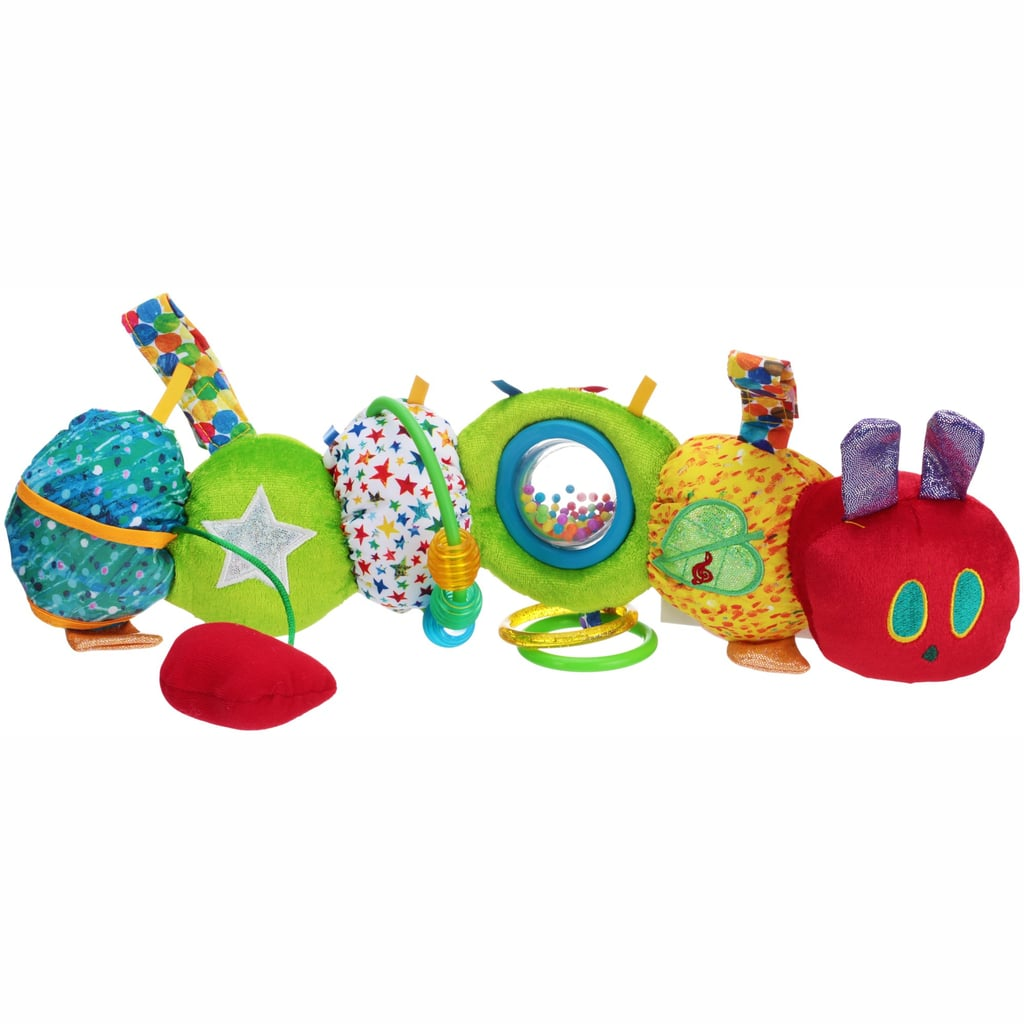 Attachable Activity Caterpillar With Music and Sound
