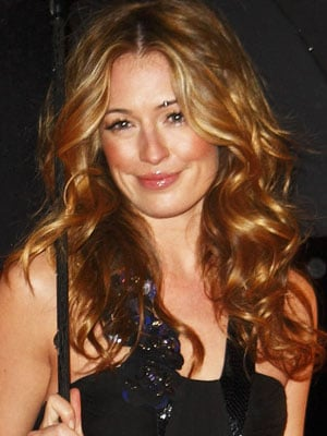 Cat Deeley Hair And Makeup At The Brit Awards Popsugar