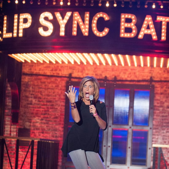 Hoda Kotb Lip Sync Battle Preview April 2015