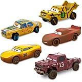 Disney Racers Cars 3 Deluxe Die-Cast Set