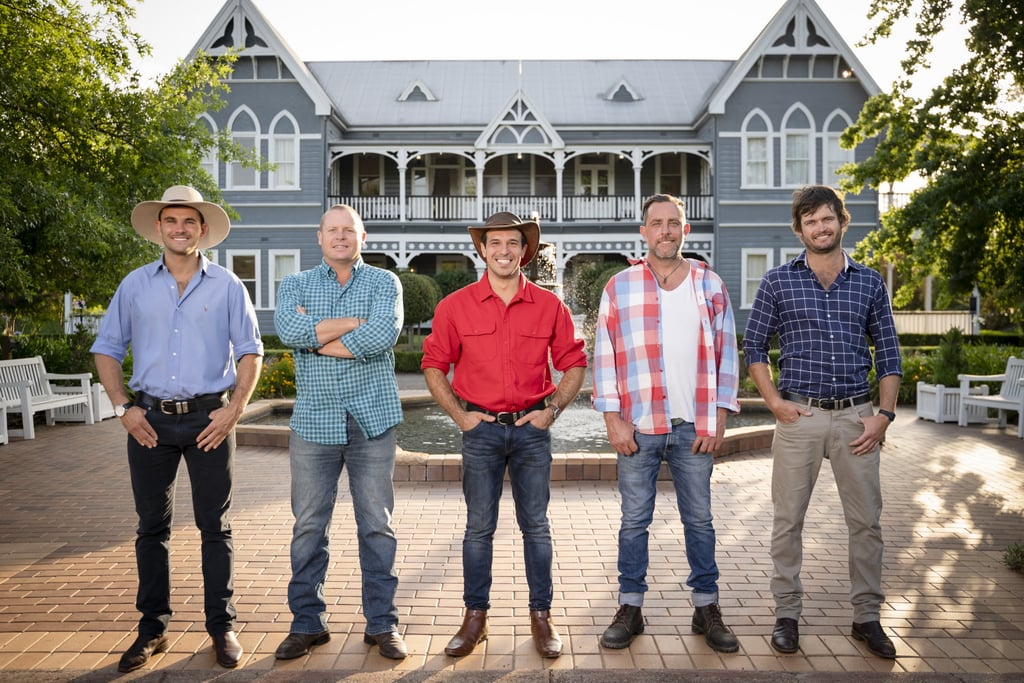 The Farmer Wants a Wife Contestants 2020