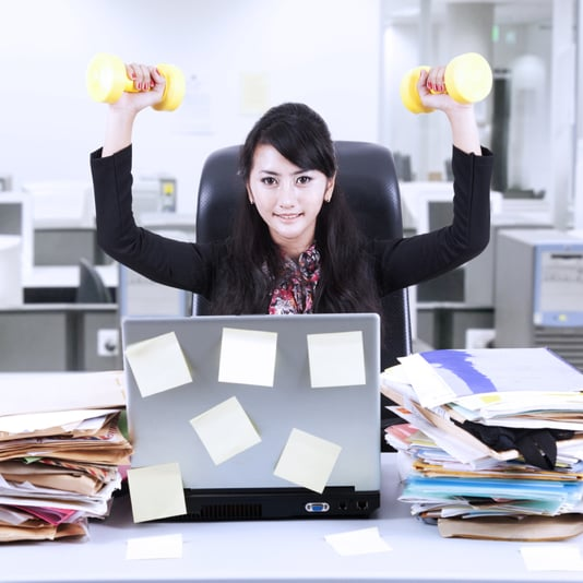 Three Ways to Stay Healthy at Work