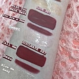 Kylie Cosmetics Valentine's Day Collection Swatches