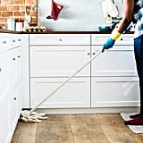 Clean up your home or your workspace, and you'll feel like you can get more done in a decluttered environment.