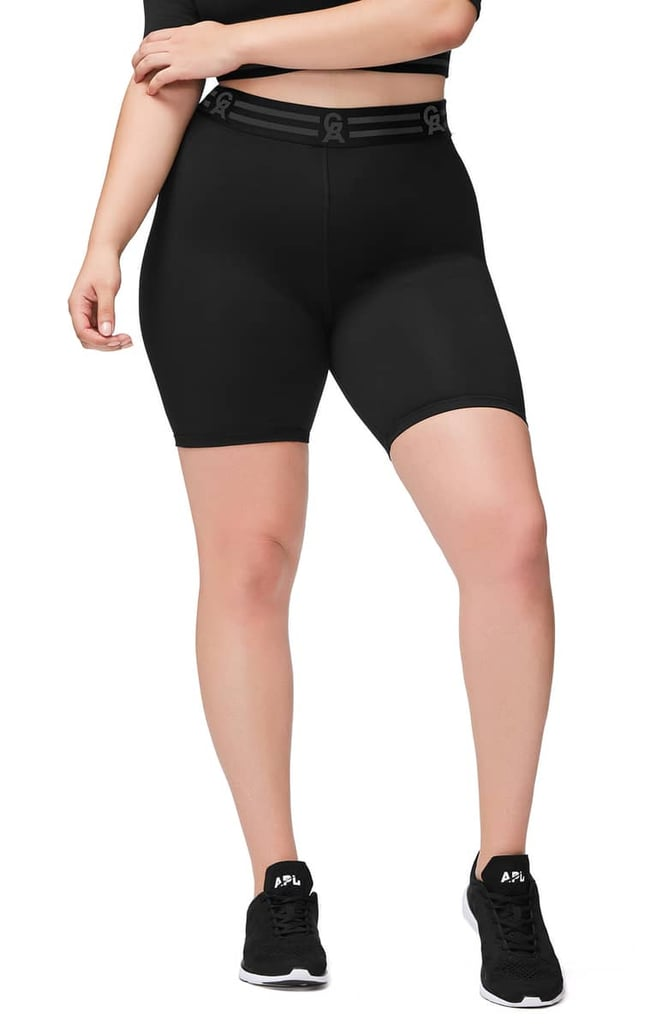 Good American Icon High Waist Shorts