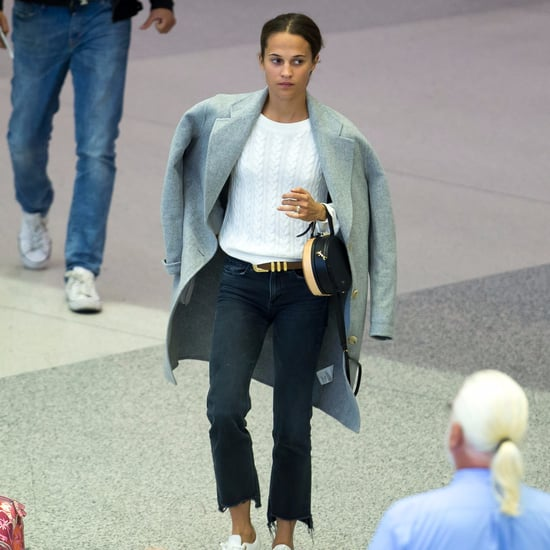 Alicia Vikander Engagement Ring