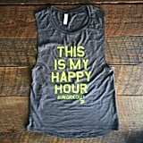 Etsy Happy Hour Muscle Tee