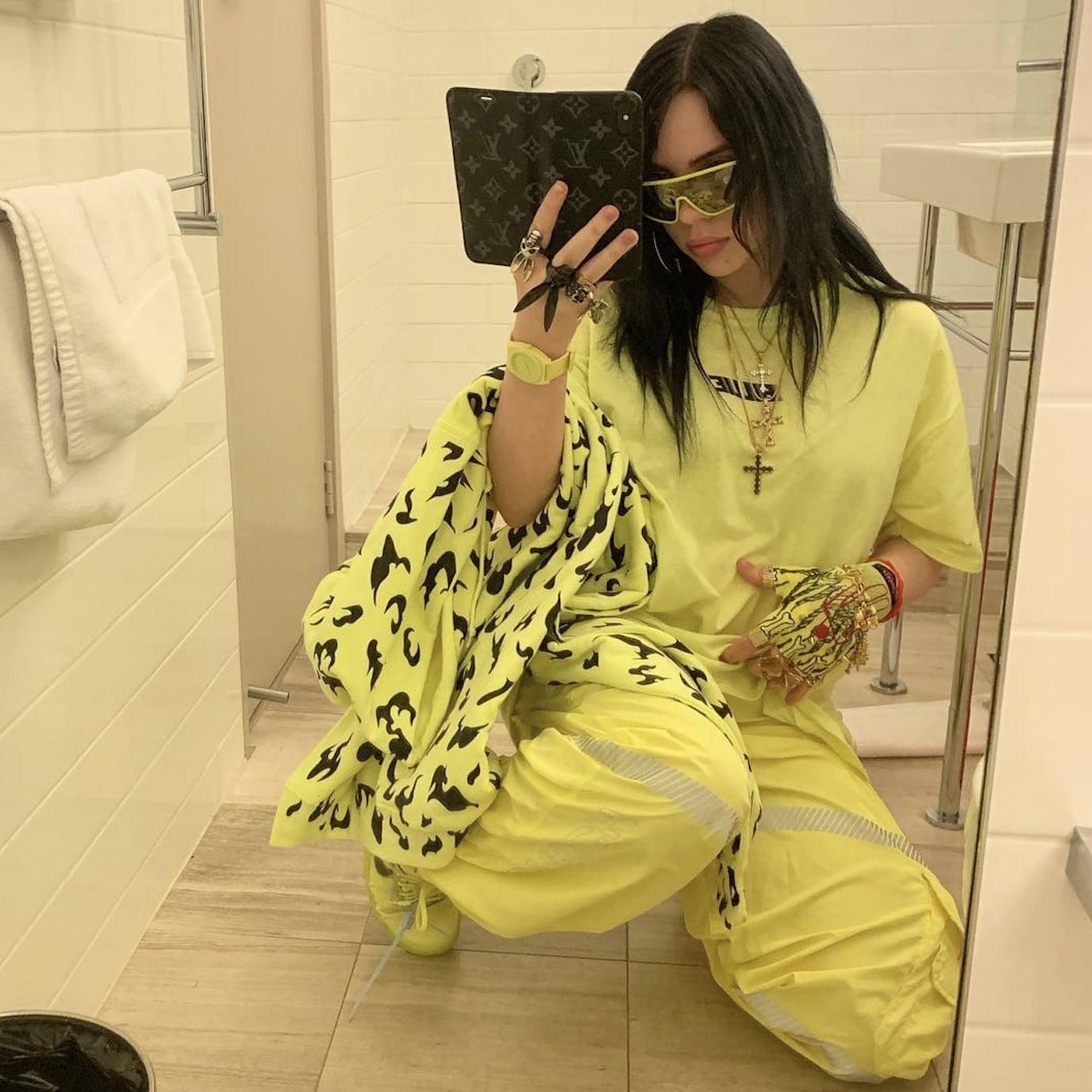 The Best Billie Eilish Fashion Looks Of 2019 Popsugar Fashion