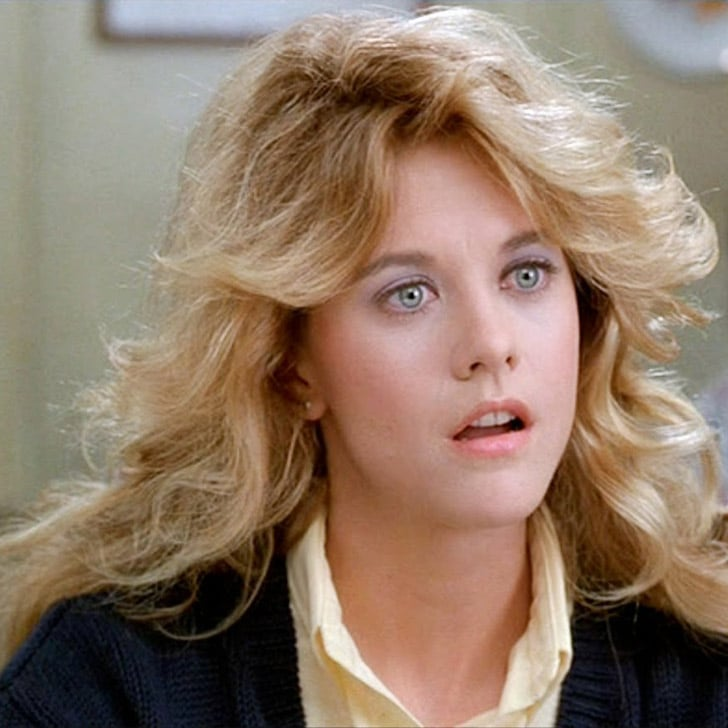 Meg Ryan In When Harry Met Sally Beautiful Movie Star