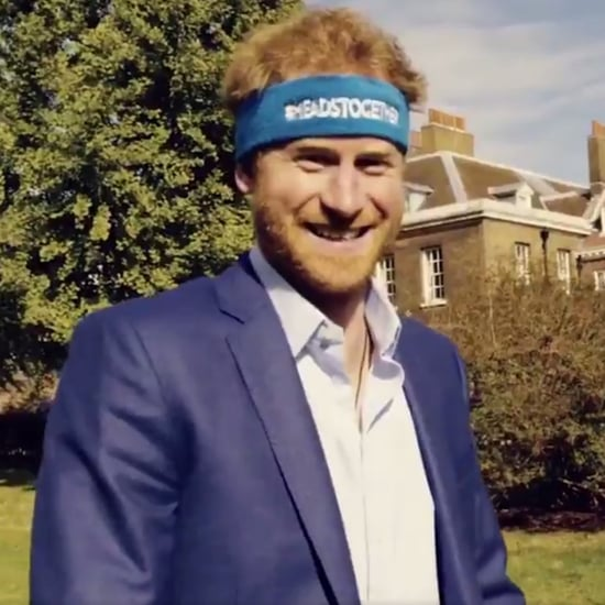 Prince Harry Heads Together Campaign Video October 2016