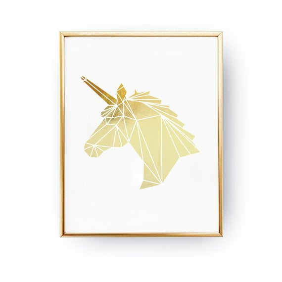 Unicorn Home Decor