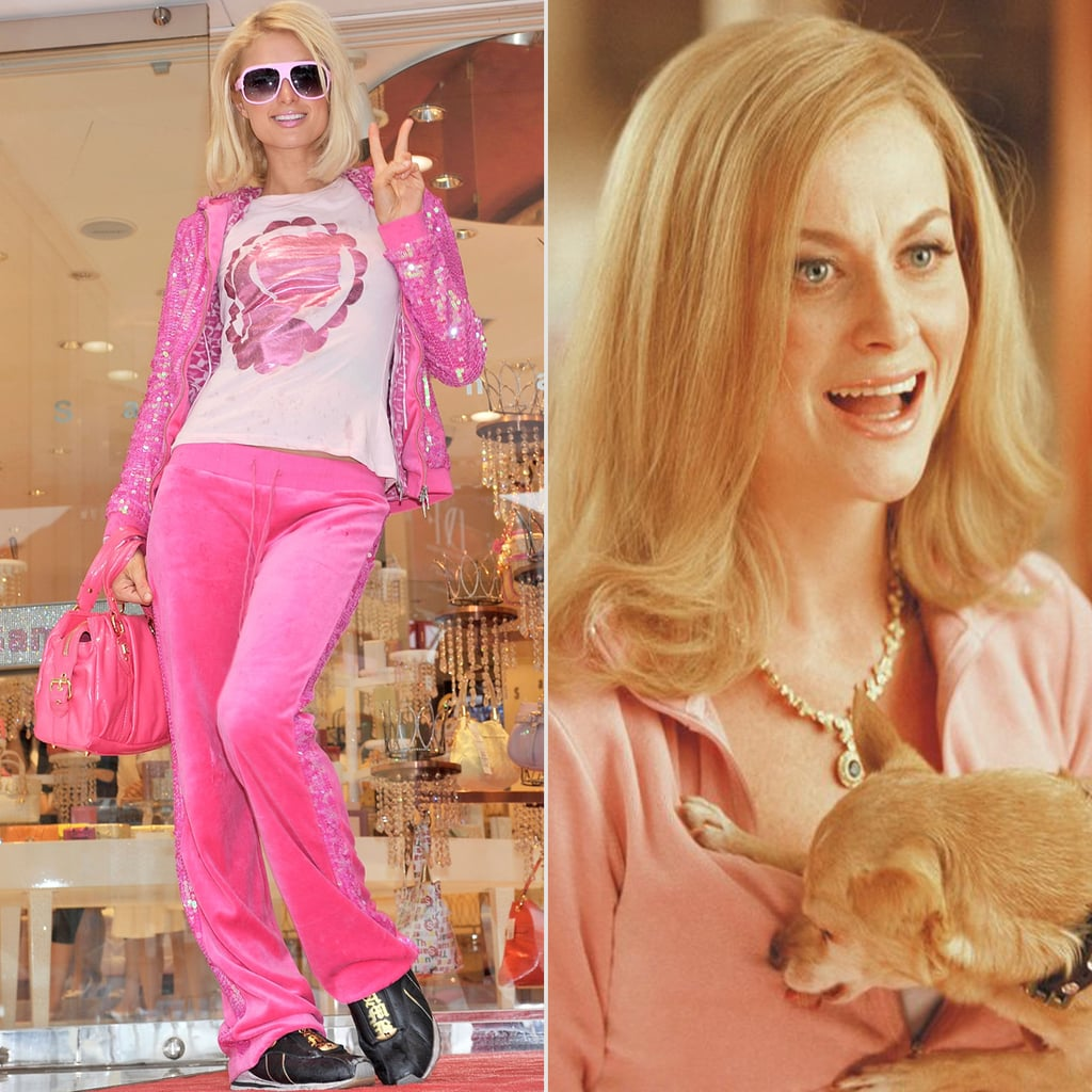 Paris Hilton or Regina George's Mom