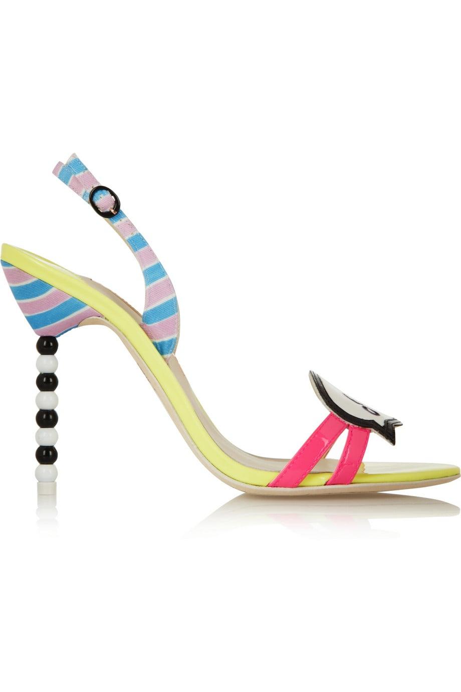 Sophia Webster Girl Talk Sandals