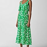 Whistles Omana Silk Blossom Dress