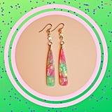 Kelly Clarkson-Inspired Drop Earrings