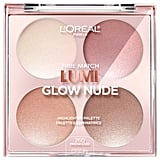 L'Oréal Paris Glow Nude Palette in 760 Moonkissed