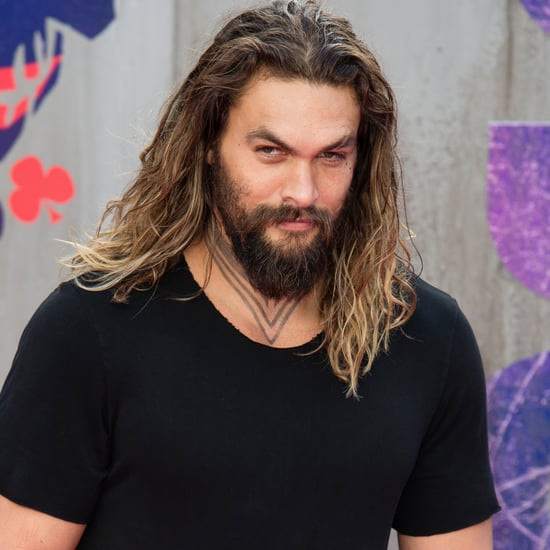 Jason Momoa Hollywood Reporter Interview | January 2017