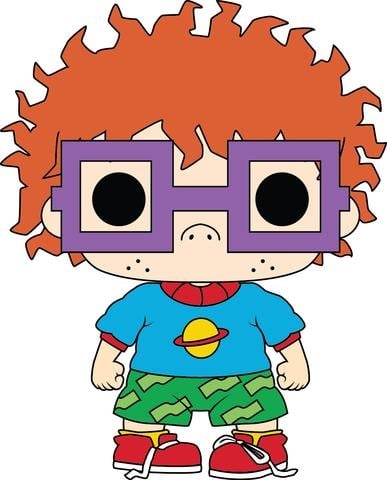 animation rugrats chuckie finster
