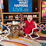 Watch What Happens Live Baby Cake Smash | Photos
