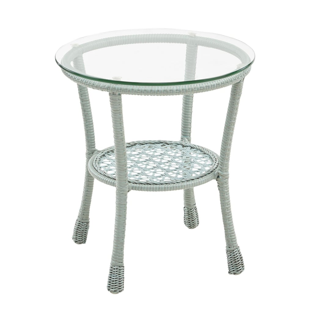 Celeste Sand Outdoor End Table