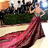 Blake Lively at the 2018 Met Gala