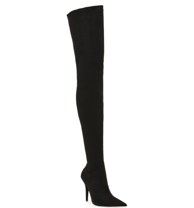 Jeffrey Campbell Women's Gamora Over The Knee Boot