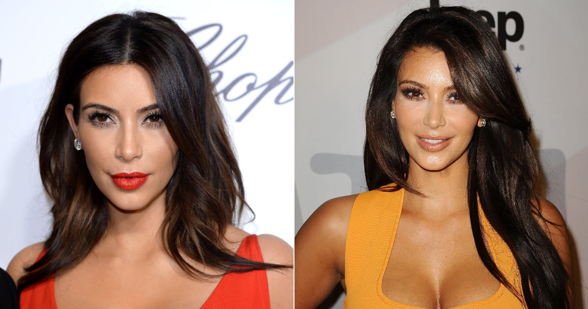 Over the last decade, Kim Kardashian went from reality-star to mega-star and he beauty looks have just gotten better with