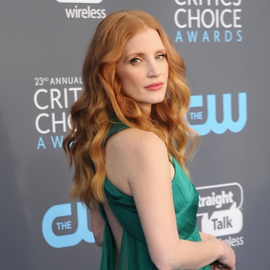 Jessica Chastain Molly's Game Interview
