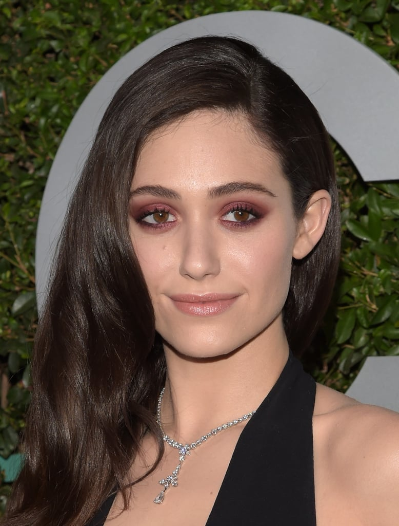 Fashion style Rossum emmy beauty look of the week for girls