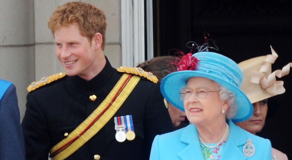 Prince Harry Calls Queen Elizabeth His Boss Quotes