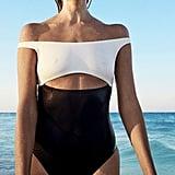 Solid and Striped Swim Team 2018 The Natasha One-Piece Swimsuit