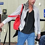 Jason Trawick arrived in Maui with Britney Spears.