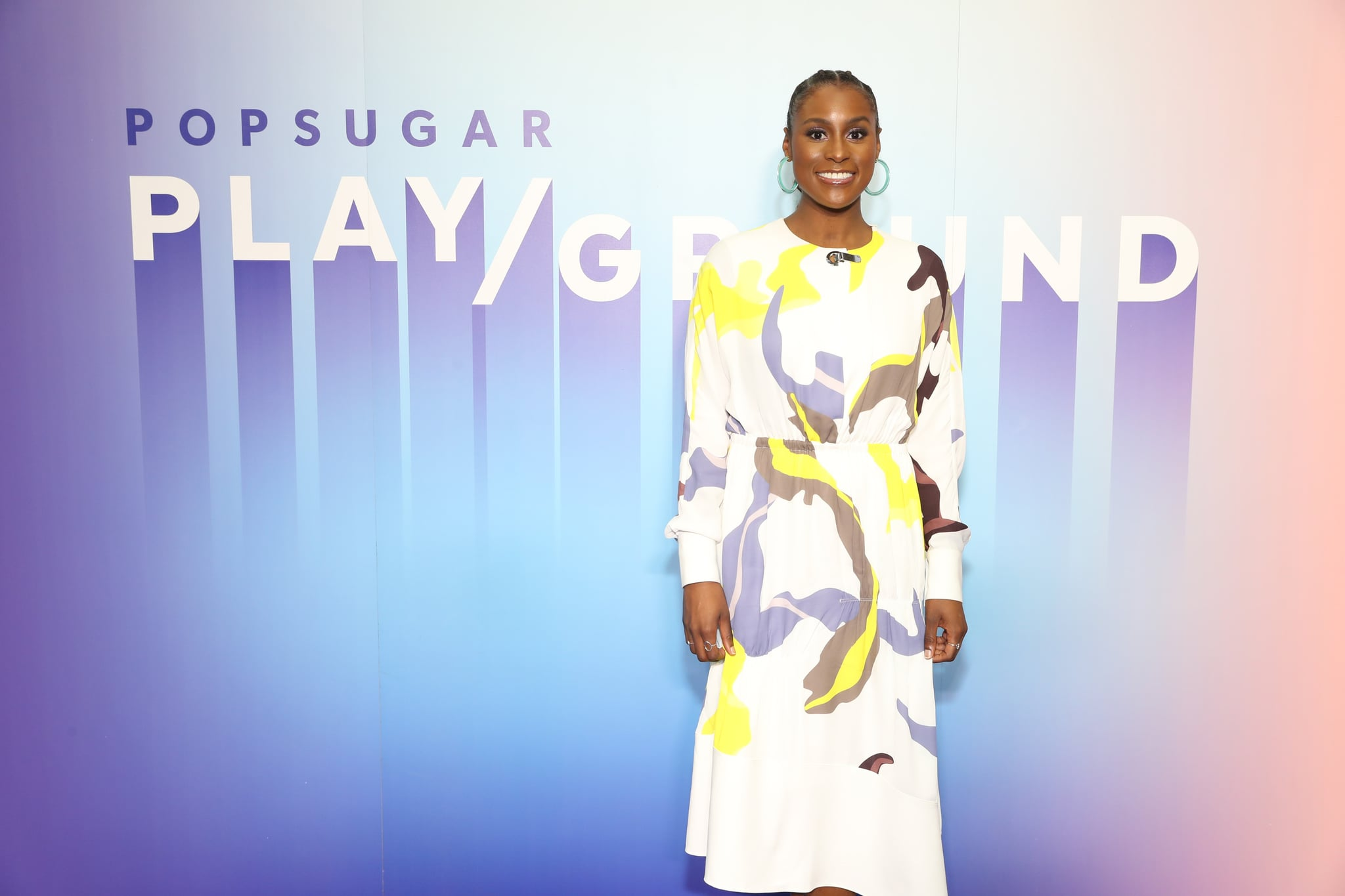 NEW YORK, NEW YORK - JUNE 23: Issa Rae attends the POPSUGAR Play/Ground at Pier 94 on June 23, 2019 in New York City. (Photo by Cindy Ord/Getty Images for POPSUGAR and Reed Exhibitions )
