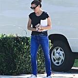 Jennifer Garner Out in LA After Taking Ben Affleck to Rehab