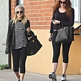 Bag Ladies: Nicole Richie and Khloe Kardashian