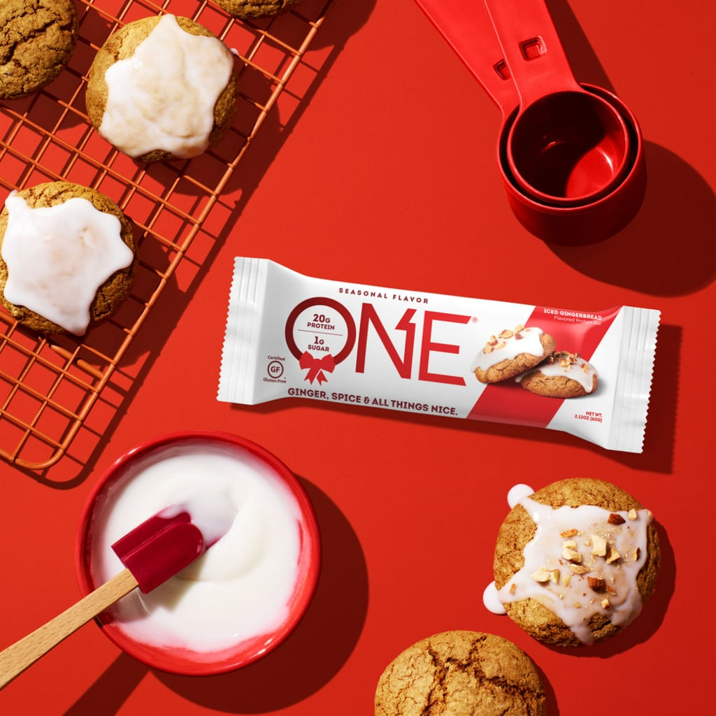 Iced Gingerbread One Protein Bar Review