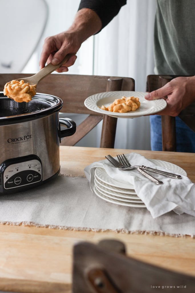 Slow-Cooker Macaroni and Cheese