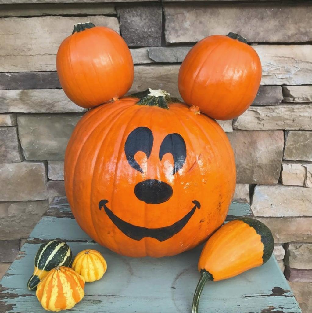 Disney Halloween Pumpkin Ideas Popsugar Family