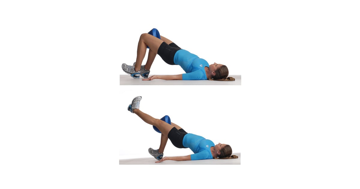 Glute Bridge With Adduction And Knee Extension The Best