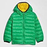 Let little ones make a colorful statement in this bright green Toddler ColdControl Puffer ($68).
